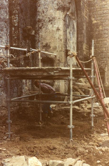 Eglise de Lambour - RESTAURATION