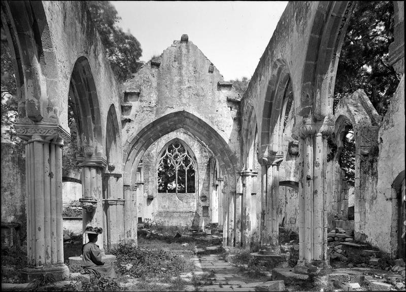 Eglise de Lambour