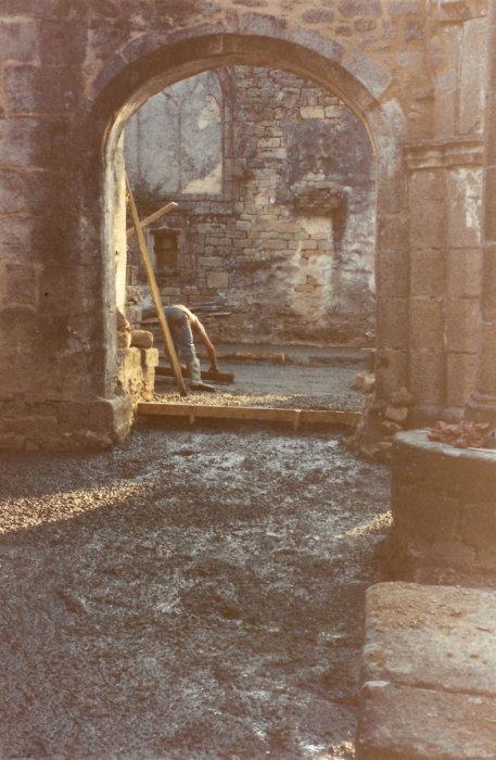 Eglise de Lambour - RESTAURATION - Les Amis de Lambour