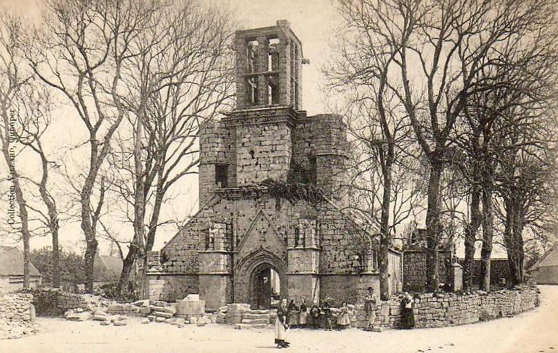 Image Archive - Eglise de Lambour